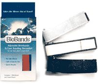 BioBands Acupressure Wristbands for relief of Motion Sickness, Morning Sickness and Chemotherapy related nausea