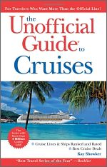 Book recommendation: The Unofficial Guide to Cruises, by Kay Showker