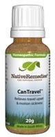 CanTravel� - Remedy for Car, Motion & Sea Sickness to prevent Nausea