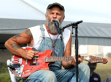 Seasick Steve. Photo: http://www.flickr.com/photos/macinate